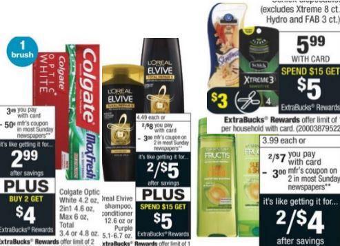 free cvs deals