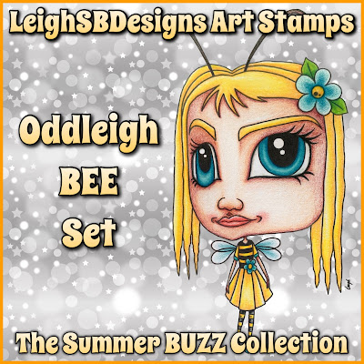 Oddleigh BEE Set - The Summer BUZZ Collection