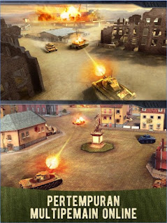 War Machines: Tank Shooter Game Apk