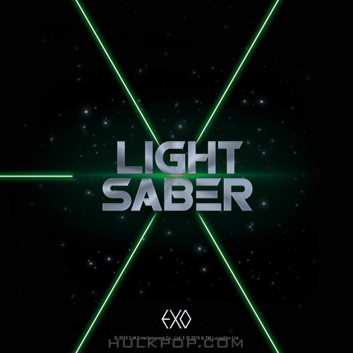 EXO – LIGHTSABER (Japanese ver.) – Single (ITUNES PLUS AAC M4A)