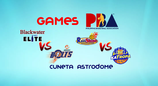 List of PBA Games: December 22 at Cuneta Astrodome 2017-2018 PBA Philippine Cup