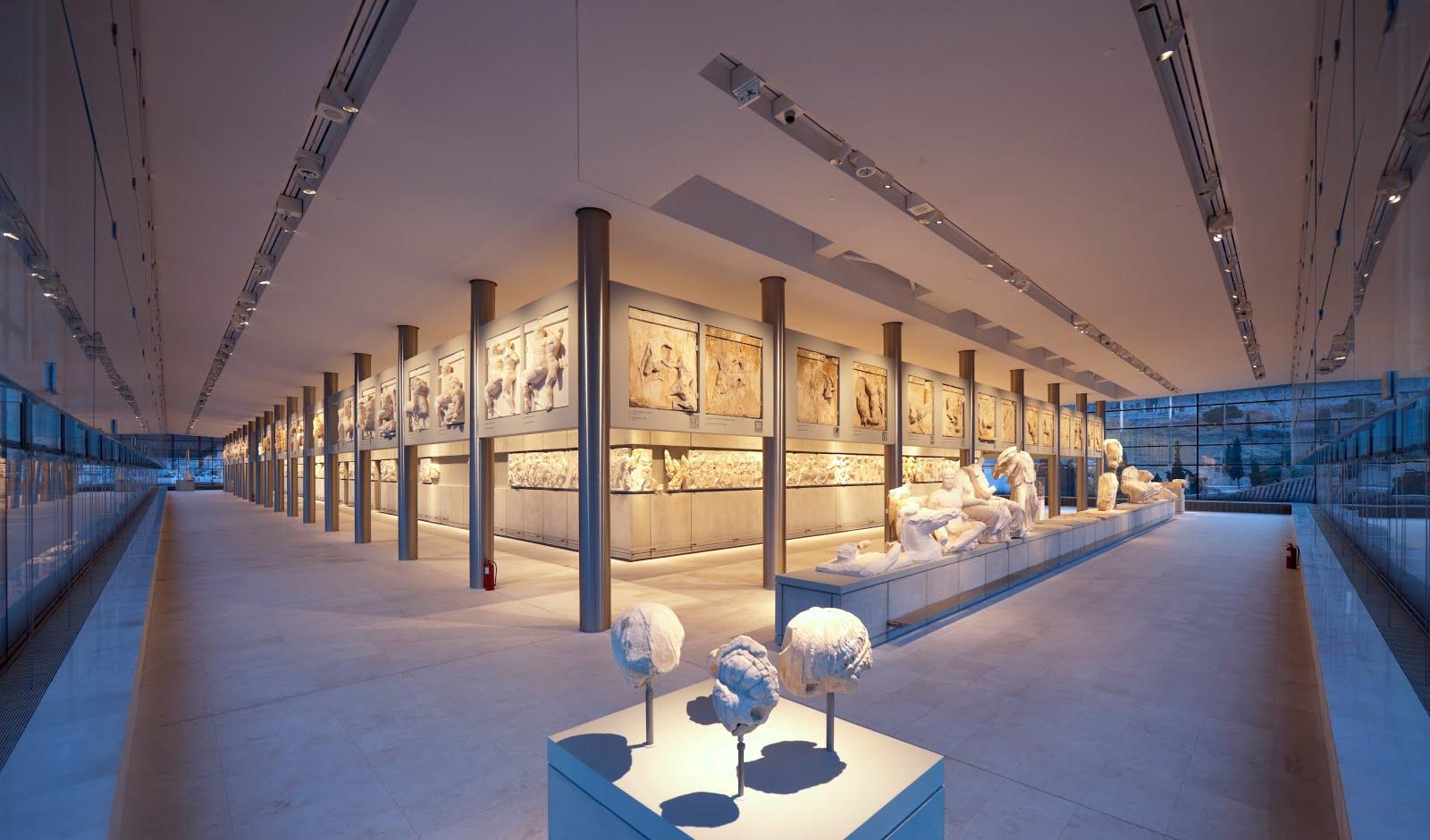 Συναυλία Κρατικής Ορχήστρας Αθηνών στο Μουσείο Ακρόπολης στις 31 Οκτωβρίου 2017