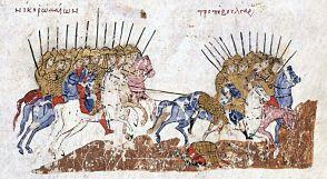 bizantinos contra búlgaros