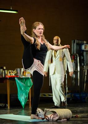 Michaela Maria Mayer, David Fersini - Verdi: Un giorno di regno - Heidenheim Opera Festival (Photo Oliver Vogel)