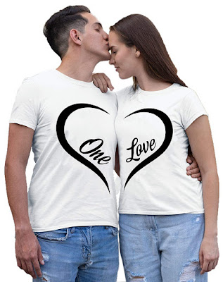 One Love Heart T-shirt