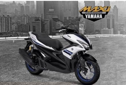 Yamaha Aerox S-Version Terbaru
