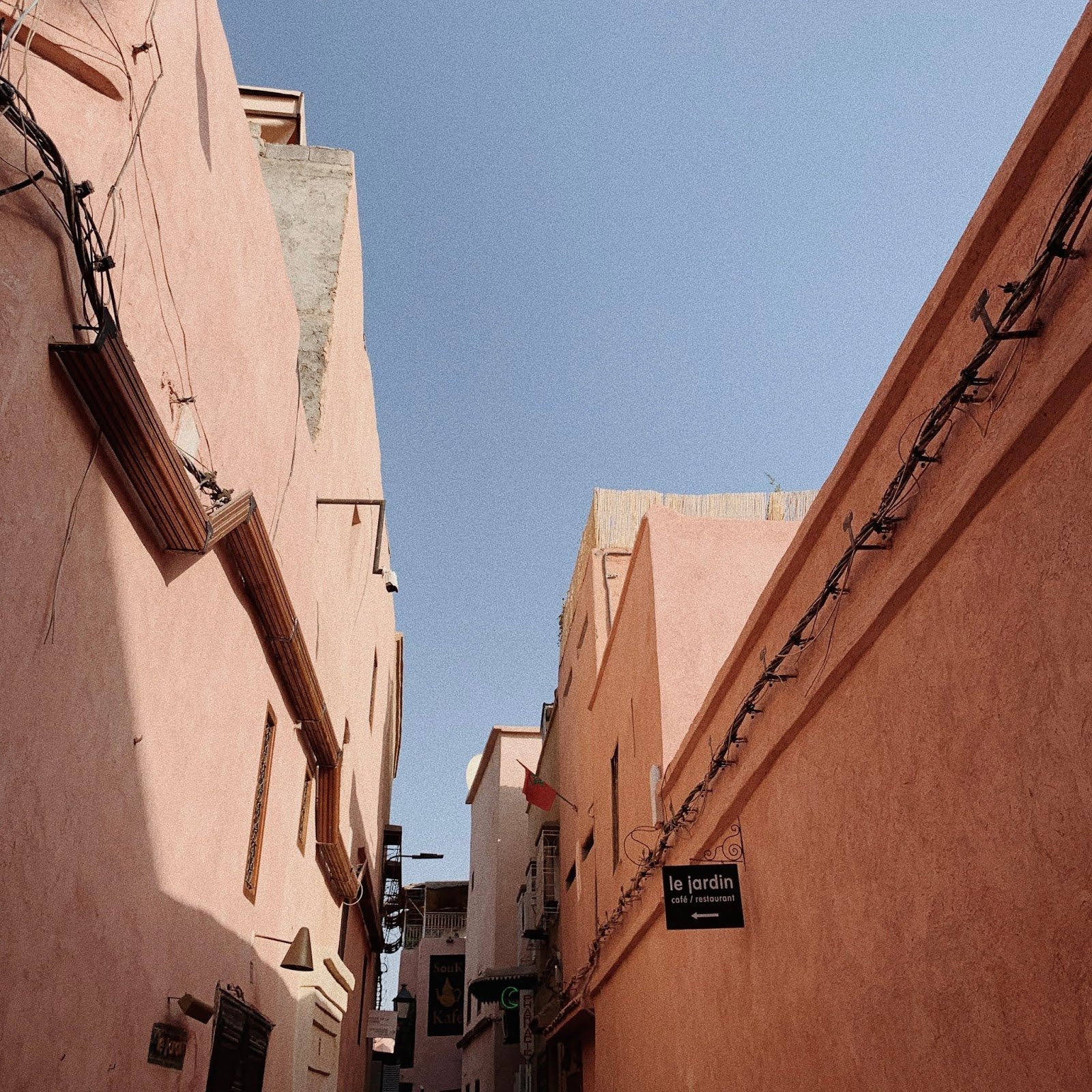 Travel Diary: Marrakech