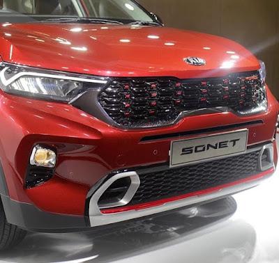 سيارة كيا سونت 2021 KIA Sonet