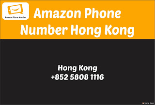 Amazon Phone Number Hong Kong
