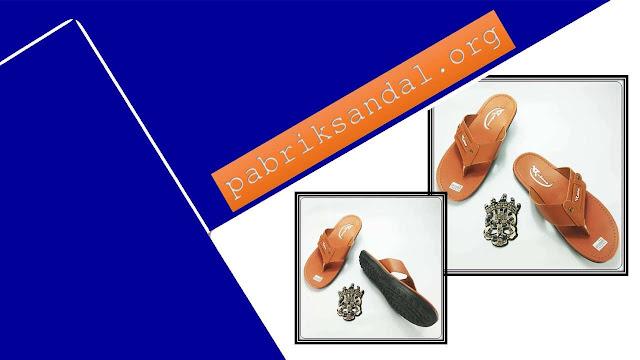 Pusat Sandal Imitasi Kulit Premium - Sandal Rakana Dewasa