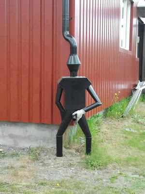 cool downspout