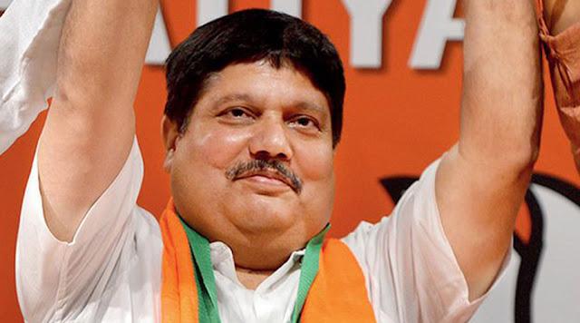 BJP leader Arjun Singh