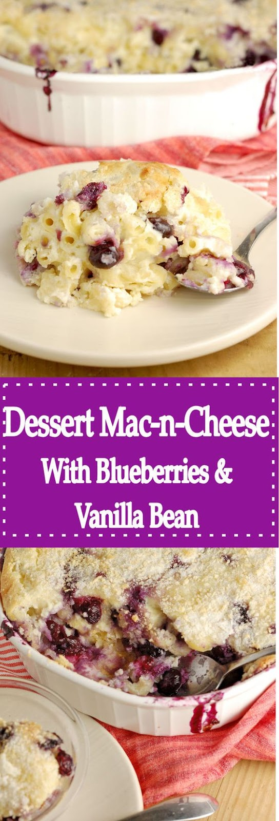 Dessert Macaroni And Cheese