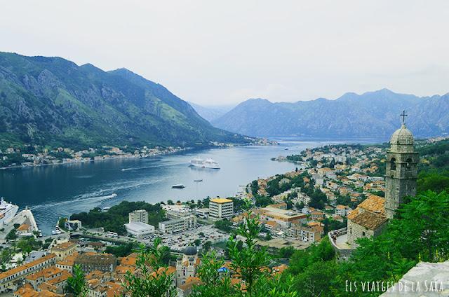 Dia 8: Explorant l'impressionant fiord de Kotor i final del viatge