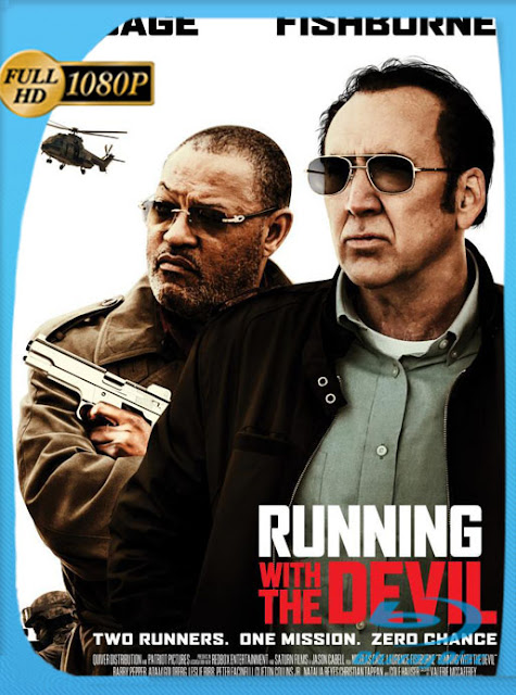 En la ruta del narco (Running with the Devil) (2019) HD [1080p] Latino [GoogleDrive] SilvestreHD