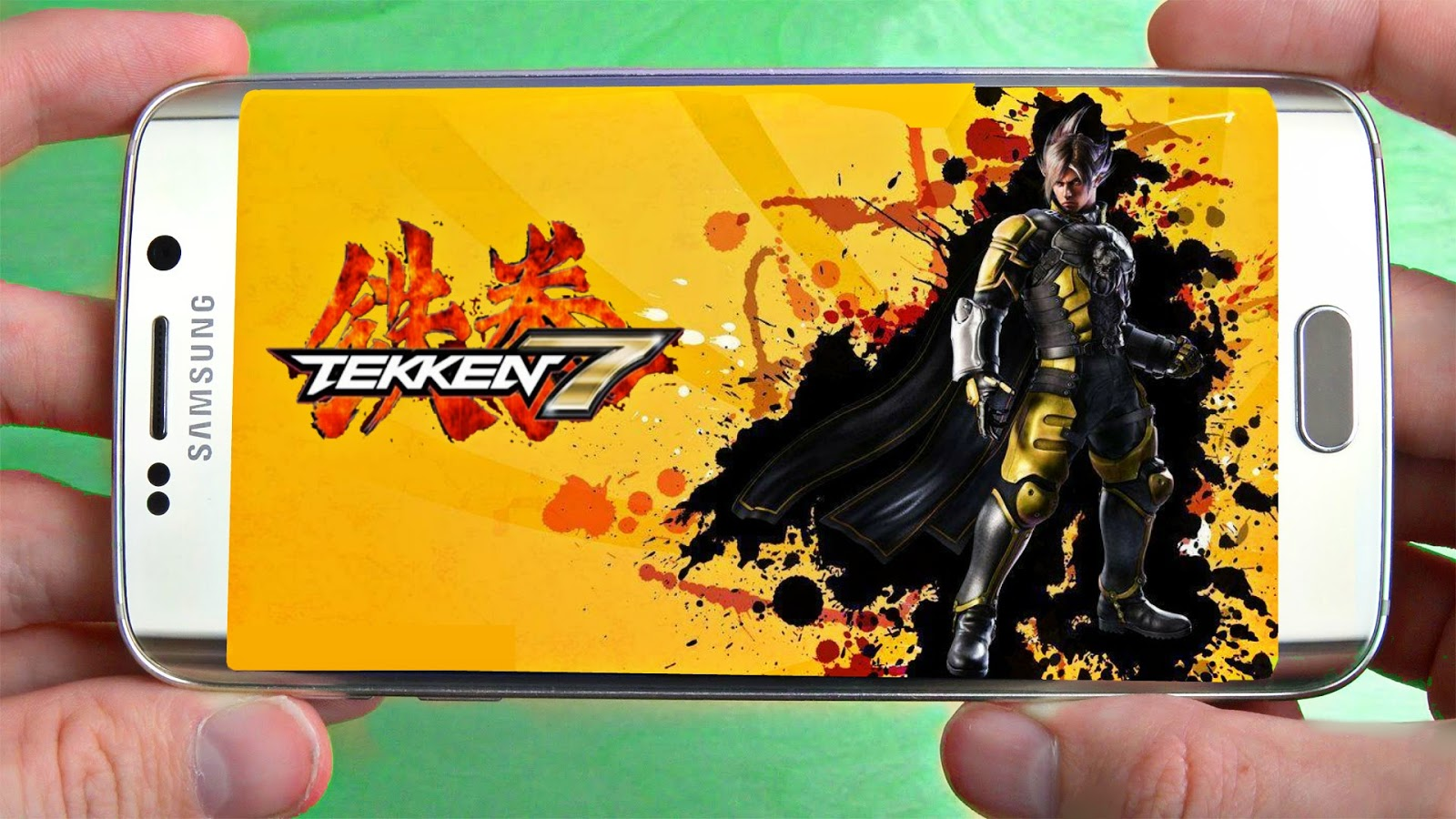Tekken 7 For ANDROID Free Download PPSSPP iSO [350MB