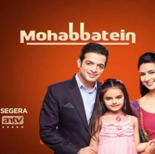 Sinopsis Mohabbatein ANTV Episode 1 - Terakhir (Paling Lengkap)