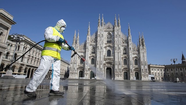 Italy records more than 300 deaths and 15,000 cases of Corona within 24 hours