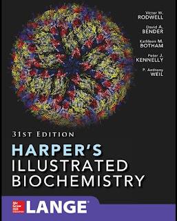 Harper's Illustrated Biochemistry 31th Edition