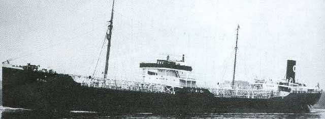 Norwegian tanker Koll, sunk on 6 April 1942 worldwartwo.filminspector.com