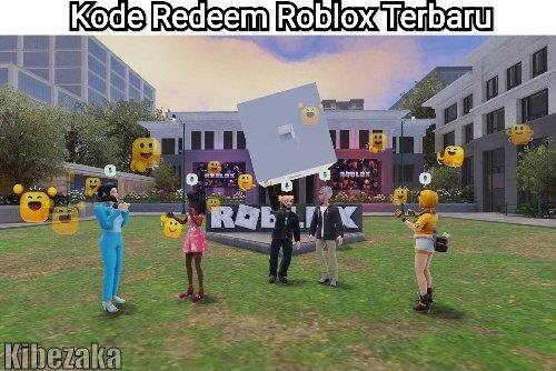 kode redeem roblox terbaru gift code