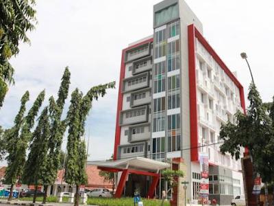 Lokasi Hotel Cirebon Metland