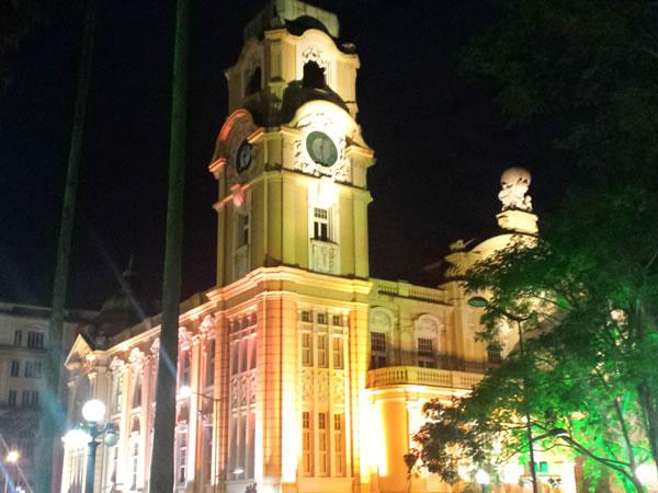 noite dos museus Porto Alegre
