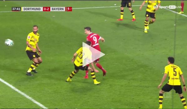 Video Borussia Dortmund 1 - 3 Bayern Munich Bundesliga Vòng 11