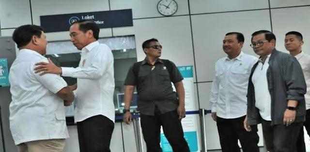 Tidak Ada Deal soal Habib Rizieq Dalam Diplomasi Gerbong Jokowi-Prabowo