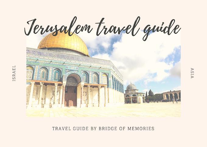 Jerusalem travel guide