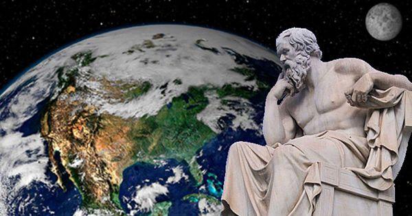 Όταν ο Σωκράτης περιέγραφε τη Γη από ψηλά