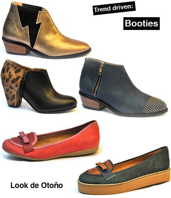 949b9eaee Zapatos de Mujer Los moños gozan de lucimiento en la temporada 2013 del  Otoño-Invierno por lo que el detalle queda contemplado en las chatitas  rojas en ...
