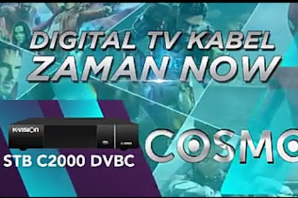 STB K Vision C2000 Cosmo