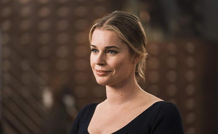 Star Trek: Discovery - Season 2 - Rebecca Romijn Cast as Number One