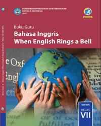 Buku bahasa Inggris Guru Kelas 7 k13 2017