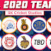 IPL 2020 Teams List: Complete List of Players Retained & Released