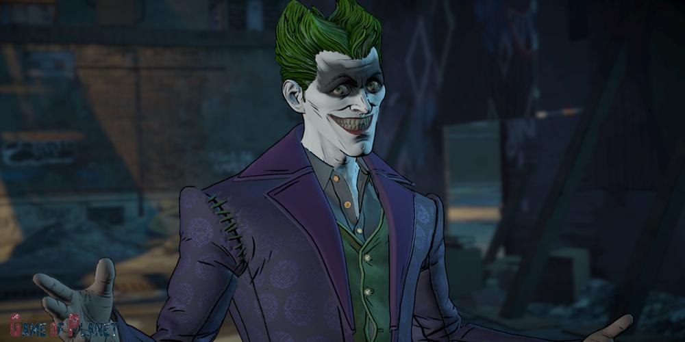 لعبة  Batman The Enemy Within