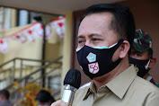 Agus Fatoni: Saya Harapkan Masyarakat Sulut Melaksanakan Protokol Kesehatan Dengan Disiplin