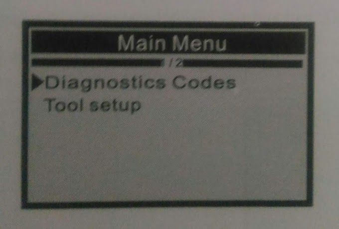 Scanner Mobil Injeksi OBDMATE OM500