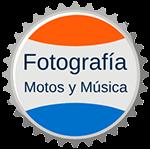 fotografia motos y música