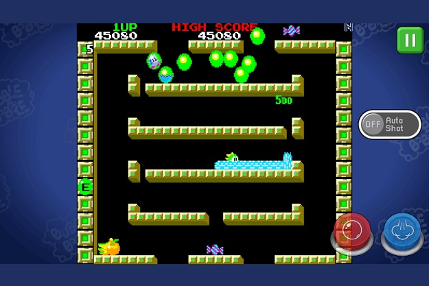 bubble bobble retro game for android free