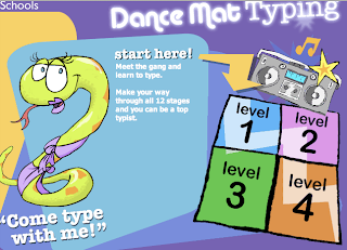 Typing Adventure Level 1 | Learning Games For Kids