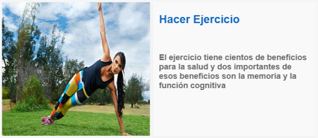 El ejercicio tiene cientos de beneficios para la salud
