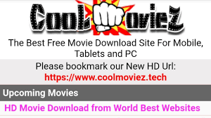 Download 300mb latest Hollywood, Bollywood hd movies Mycoolmoviez 2020