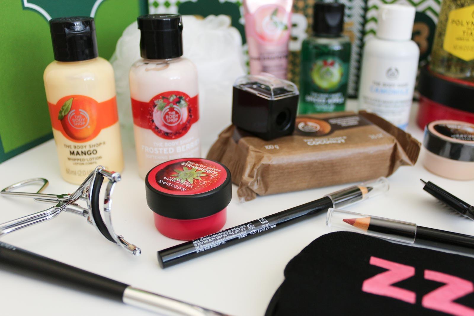 The Body Shop's 24 Happy Days | Cate Renée