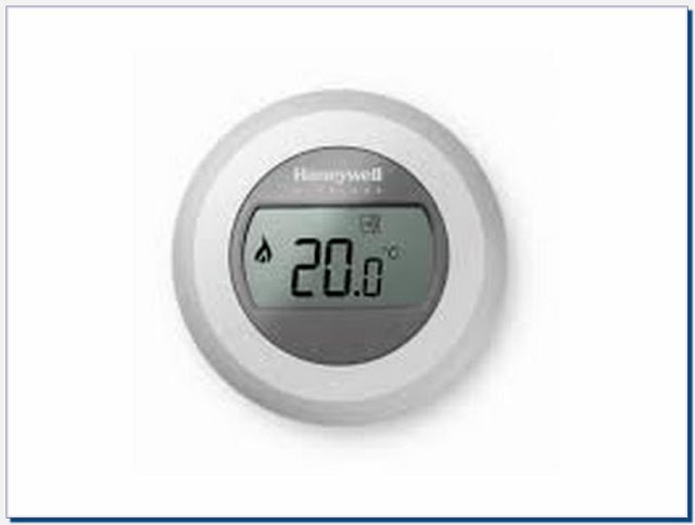 Honeywell Radio-Controlled Thermostat