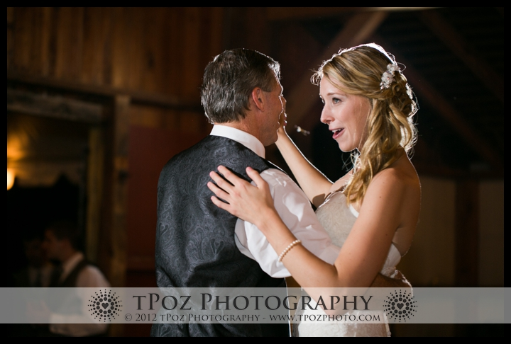 Father Daughter Dance Landis Valley Museum Wedding