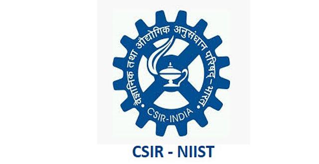 CSIR–NIIST Recruitment 2021 Field Assistant, Project Associates I & II – 5 Posts Last Date 24-05-2021