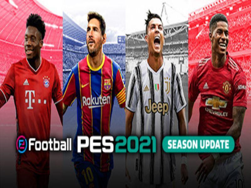 Download eFootball PES 2021 Game PC Free
