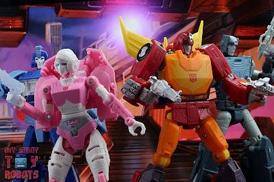Transformers Studio Series 86 Hot Rod 70